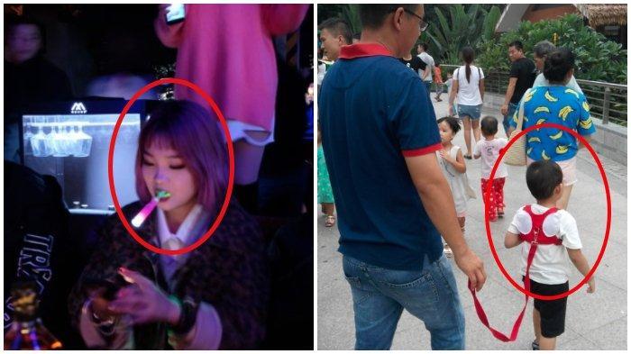 15 Potret Kebiasaan Unik Warga Tiongkok yang Buat Turis Kaget saat Liburan ke China
