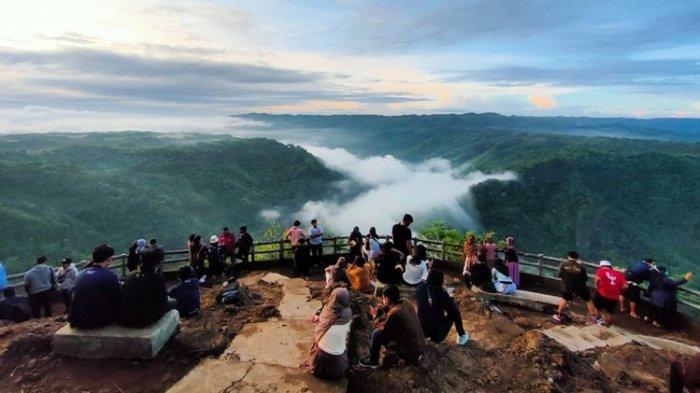 Harga Tiket Masuk dan Rute Menuju Kebun Buah Mangunan, Negeri Atas Awan di Jogja
