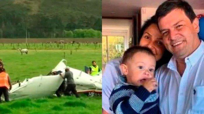 Bayi Ini Selamat dari Kecelakaan Pesawat yang Tewaskan Kedua Orang Tuanya