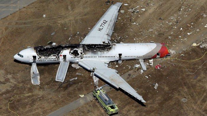 Pilot Ini Bagikan Tips Mengamankan Diri Saat Terjadi Kecelakaan Pesawat