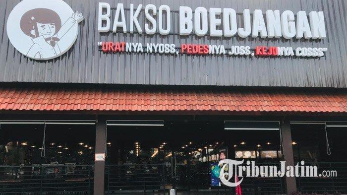 Daftar Promo dan Rencana Bagi-Bagi Takjil Bakso Boedjangan di Jalan Ahmad Yani Surabaya