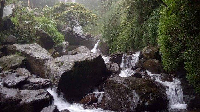 Keindahan Curug Ciherang Bogor yang cocok untuk camping di Akhir Pekan
