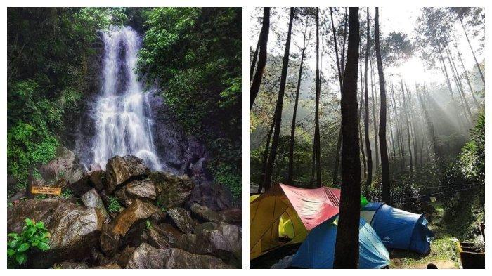Harga Tiket Masuk Curug Cilember 2021, Tempat Wisata di Bogor dengan 7 Air Terjun yang Unik