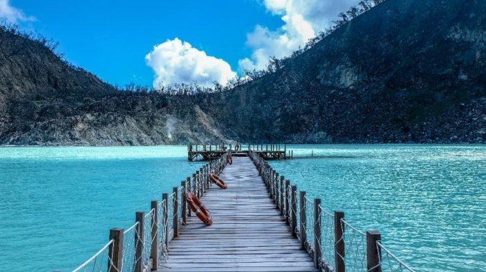Harga Tiket Masuk Kawah Putih 2021, Danau Hasil Letusan Gunung Patuha yang Instagenic