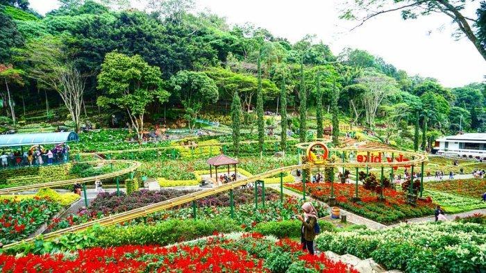 Harga Tiket Masuk Taman Rekreasi Selecta Terbaru 2021, Wisata Legendaris di Malang yang Instagenic