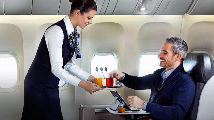 Cerita Penumpang Satu-satunya di Penerbangan yang Dipindahkan ke First Class