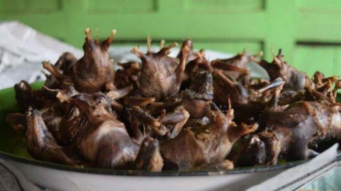 Kuliner Ekstrem di Gunungkidul, Dibuat dari Kelelawar yang Dimasak dengan Bumbu Bacem