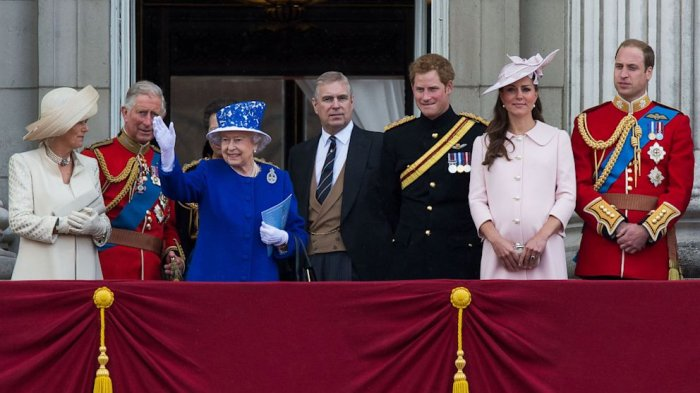 Intip Kegiatan Keluarga Kerajaan Inggris saat Menghabiskan Waktu di Hari Valentine