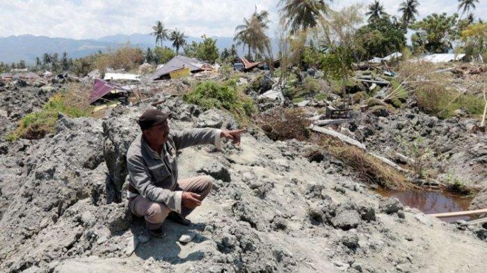 Potret Kelurahan Petobo di Palu Selatan, Kampung yang 'Ditelan' Lumpur Saat Gempa