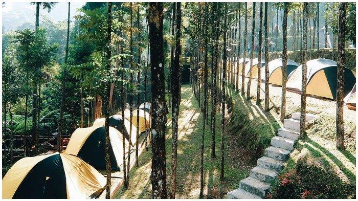 Nirvana Valley Resort dan 7 Tempat Camping di Bogor yang Populer di Kalangan Wisatawan