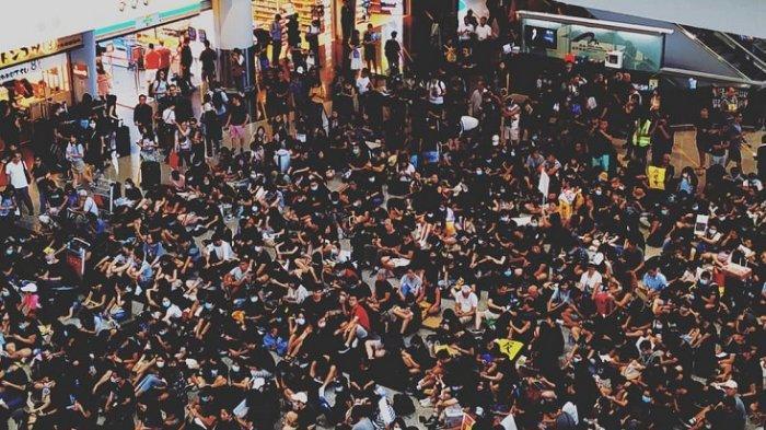 Kerusuhan Hong Kong Berlanjut, Ini Imbauan Kemlu RI Buat Traveler