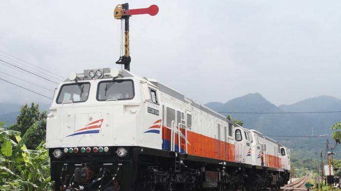 Ilustrasi promo tiket transportasi Kereta Api untuk mudik lebaran