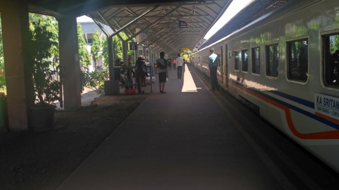 Antisipasi Virus Corona, PT KAI Daop 8 Surabaya Turunkan Kapasitas Penumpang