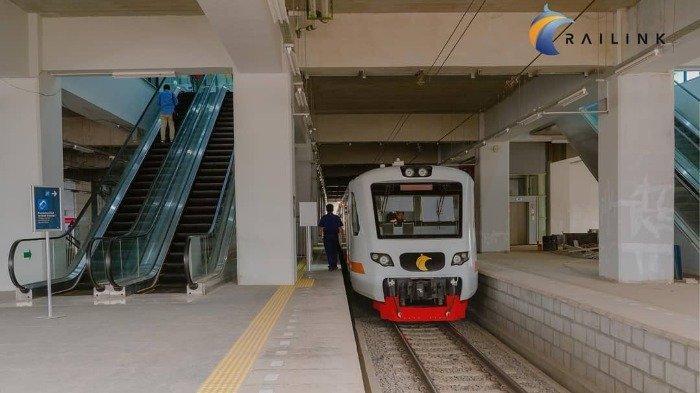 Diuji Coba Mulai 1 April, Ini Tarif Kereta Bandara Premium dan Eksekutif Soekarno-Hatta