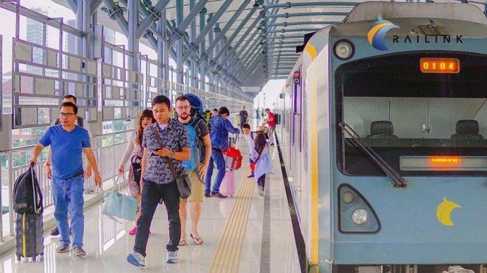 Kereta Bandara Soekarno-Hatta Kembali Beroperasi 1 Juli 2020 dengan Protokol Kesehatan Normal Baru