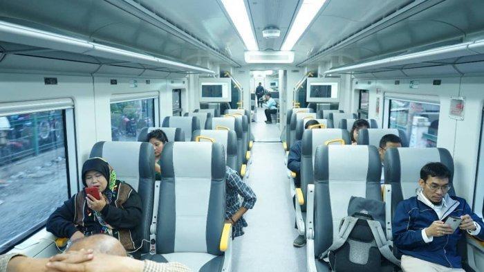 Kereta Bandara Kualanamu-Medan