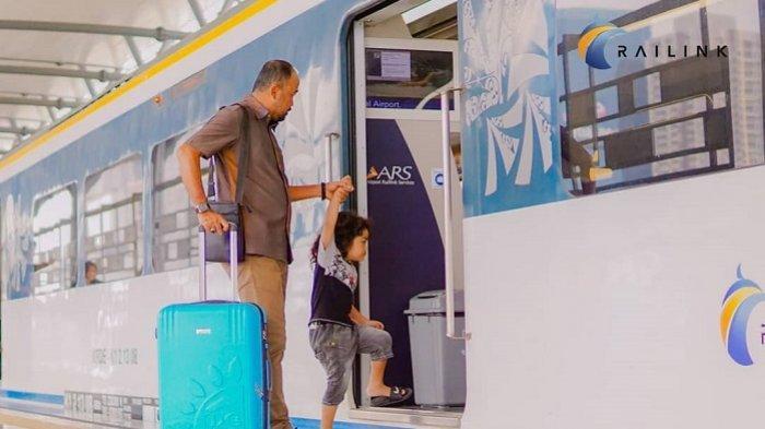 Beli Paket Promo Perfeq Rider, Naik Kereta Bandara Soekarno-Hatta Jadi Lebih Hemat