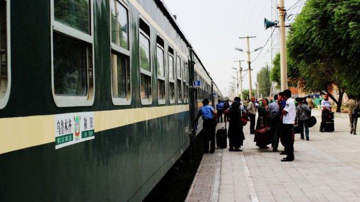 2 Penumpang Kereta di China Dipenjara Karena Rebut Kursi Orang Lain