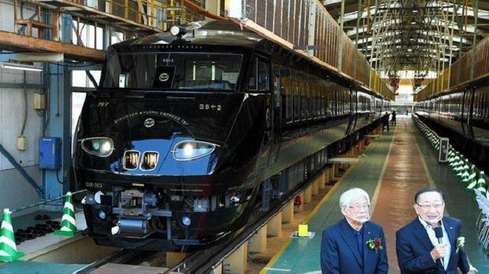 Baru Diresmikan, Kereta Mewah di Jepang ini Siap Bawa Turis Menjelajahi Pulau Kyushu