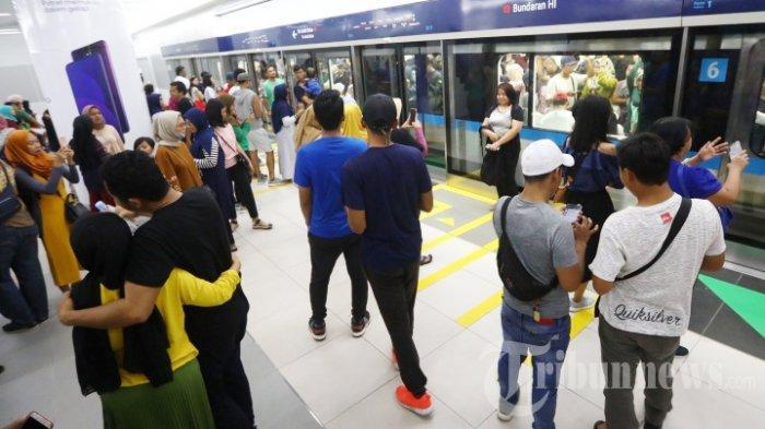 MRT Jakarta Bakal Siapkan Perpustakaan, Penumpang Bisa Baca Buku Gratis di Stasiun