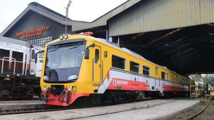 KAI Rilis Kereta Penolong Versi Terbaru yang Lebih Lengkap, Lihat Keunggulannya