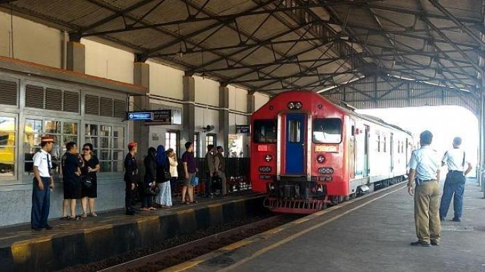 Berlaku Mulai 1 Desember, Ini Jadwal Kereta Api Prameks Rute Jogja-Solo
