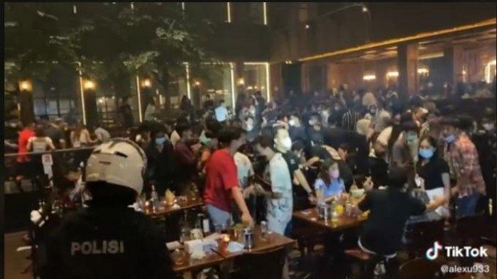 Viral Video Restoran Hollywings Kemang Ramai Pengunjung dan Langgar Prokes, Kini Ditutup Sementara