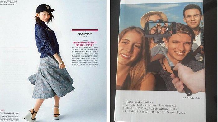 Sekilas Biasa Saja, Kesalahan Edit 14 Foto Iklan Ini Membuatnya Terlihat Lucu