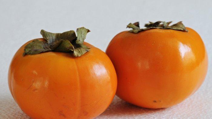 Ilustrasi buah Kesemek