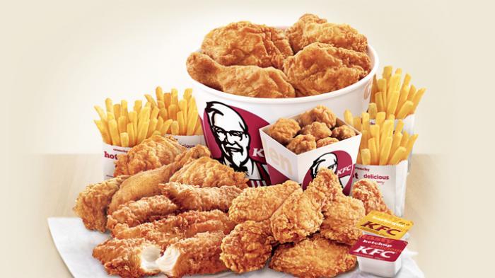 Promo KFC Spesial HUT ke-75 RI, Makan Bertiga Cuma Rp 75 Ribuan