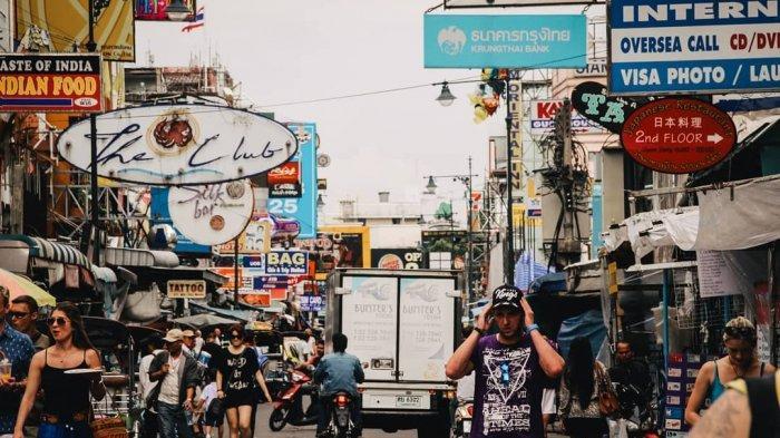 3 Fakta Unik Khao San Road, Tempat Wisata Populer di Thailand - Tribun  Travel
