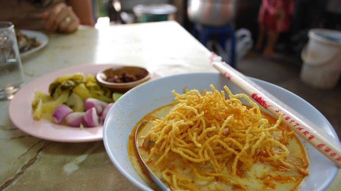 5 Kuliner Khas Thailand yang Cocok Jadi Menu Sarapan, Cobain Pedasnya Khao Soi Gai