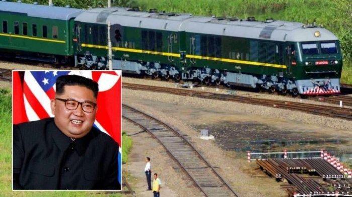 Kim Jong-un Pilih Naik Kereta 60 Jam untuk Bertemu Donald Trump di Hanoi, Ini Alasannya