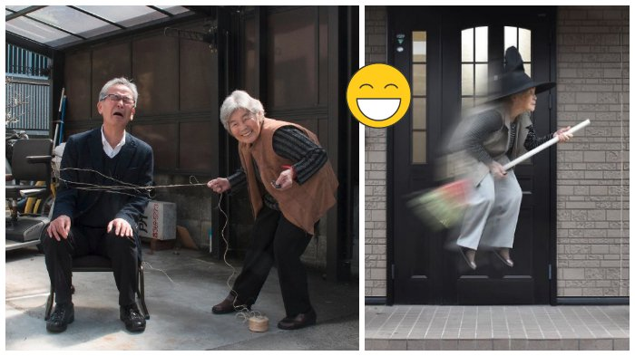 Sejak Kenal Fotografi, Nenek 90 Tahun Ini Tak Bosan-bosannya Memotret, Lihat Hasil Fotonya