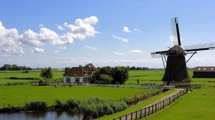 Fakta Unik Belanda, Miliki Lebih dari 1.000 Kincir Angin yang Populer di Dunia