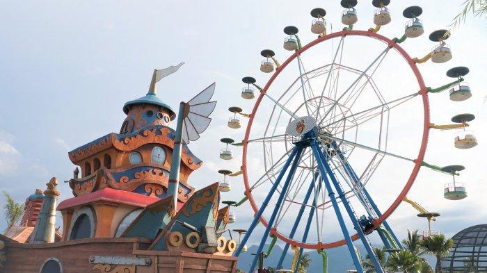 Harga Tiket Masuk Saloka Theme Park Semarang, Taman Hiburan Terbesar di Jawa Tengah