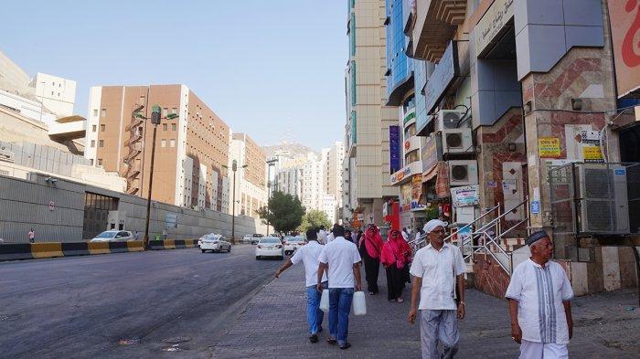 5 Tempat Belanja Oleh-oleh Haji di Mekkah