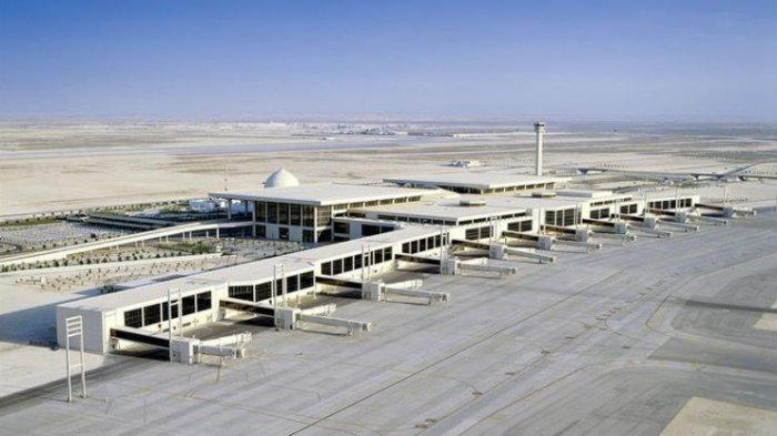 15 Bandara Internasional Terluas di Dunia, 7 Diantaranya Ada di Amerika Serikat