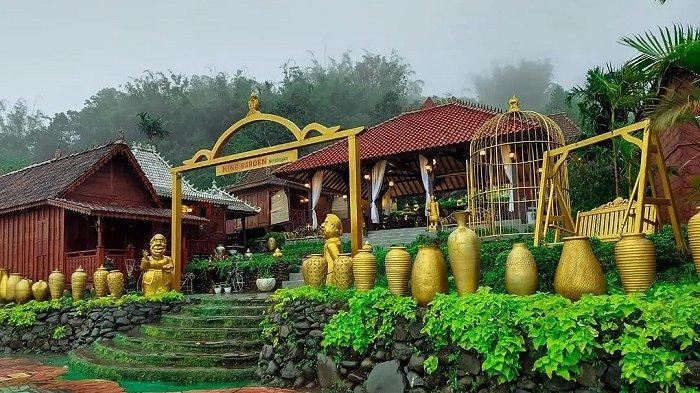 Mirip Ayanaz Gedongsongo, King Garden Bandungan Punya Spot Foto Instagramable
