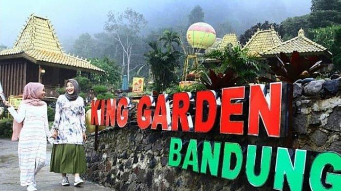 King Garden Bandungan, Destinasi Wisata di Kabupaten Semarang yang Punya Spot Foto Instagramble