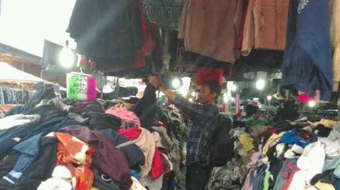 Bisnis Pakaian Bekas Impor 'Awul-awul' di Sekaten Jogja Dianggap Tak Penuhi Hak Konsumen