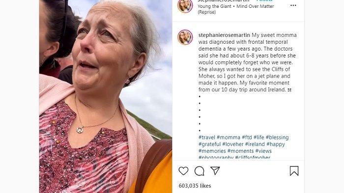 Video mengharukan tentang kisah seorang ibu dan anak menjadi viral di media sosial (medsos).