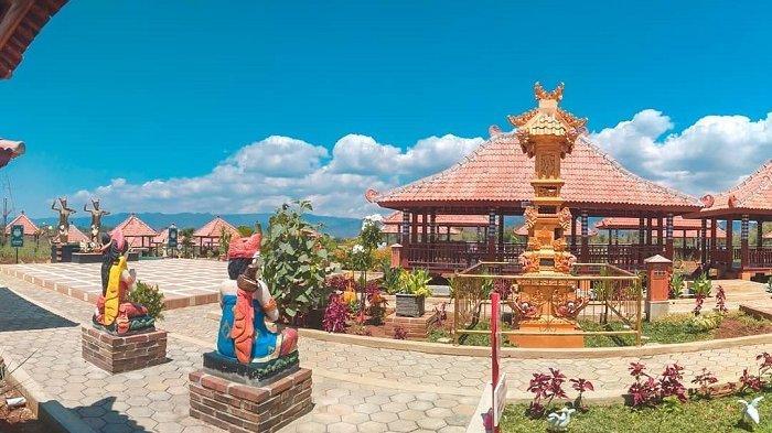 Kitagawa Pesona Bali, Destinasi Wisata di Wonogiri yang Tampilkan Panorama Alam Pulau Dewata