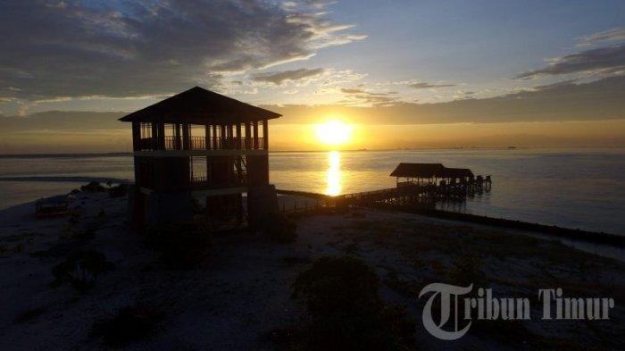 Menikmati Keindahan Pulau Kodingareng Keke, Cocok untuk Hilangkan Penat saat Akhir Pekan