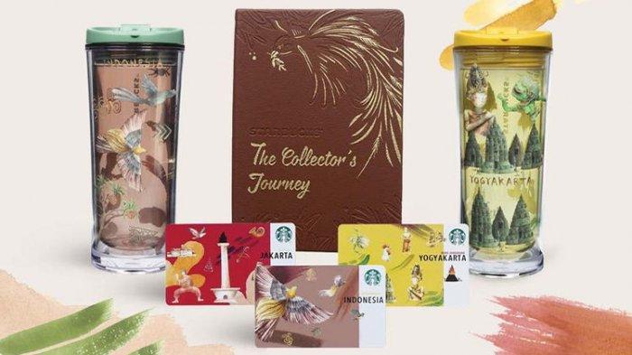 Starbucks Indonesia Rilis Merchandise Bertema 12 Cerita Rakyat