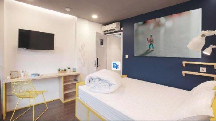 7 Hotel Murah Dekat Stasiun Gambir Jakarta, Tarif Mulai dari Rp 90 Ribu Per Malam