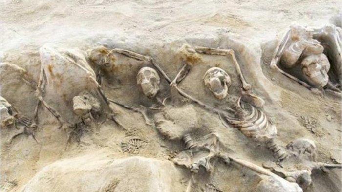 4 Kasus Pembantaian Paling Memilukan Sepanjang Sejarah, Ada Kuburan Massal Berisi Mayat Dibelenggu