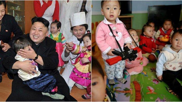 Begini 8 Kengerian yang Harus Dihadapi Anak-anak Korea Utara, Satunya Kerja Paksa