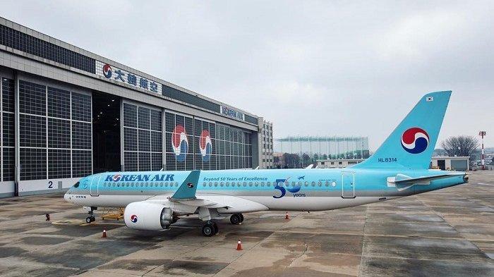 Pramugari Korean Air Positif Virus Corona, Penumpang Pilih Batalkan Penerbangan