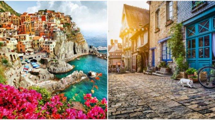 7 Kota di Eropa Ini Ternyata Sudah Ada Sejak Abad Pertengahan, Bangunannya Masih Kokoh Hingga Kini